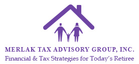 Merlak Tax Advisory Group, Inc. Logo